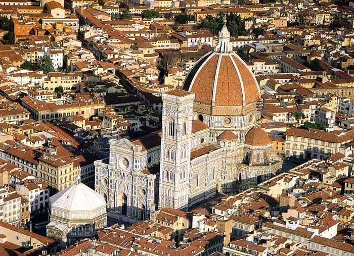 The Florence Fiasco Cattedrale di Santa Maria del Fiore a.k.a The Duomo