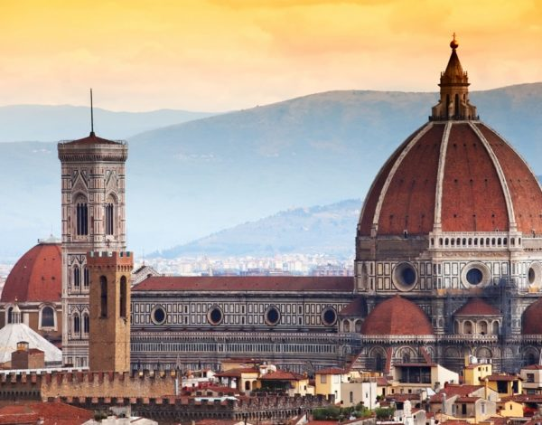 Florence Fiasco: My Bag Left Me for Venice