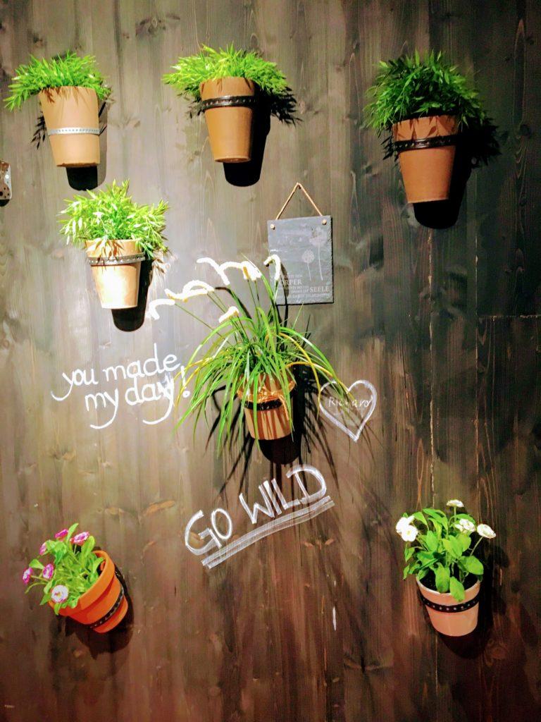 Eco friendly wall art at My Indigo