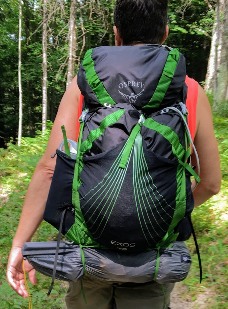 Osprey Exos 48 - Ultralight Backpack