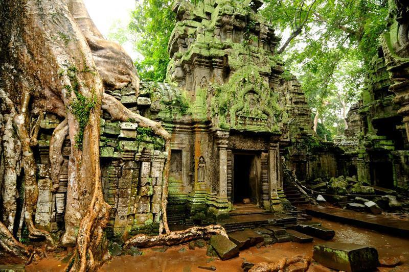 Holiday Destinations - Angkor Wat, Cambodia