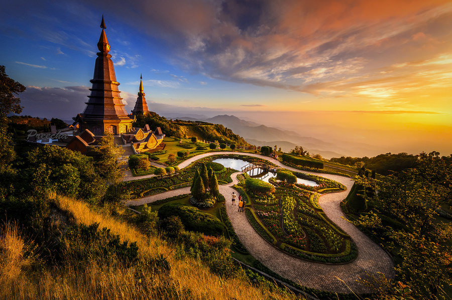 Holiday Destinations - Chiang Mai, Thailand