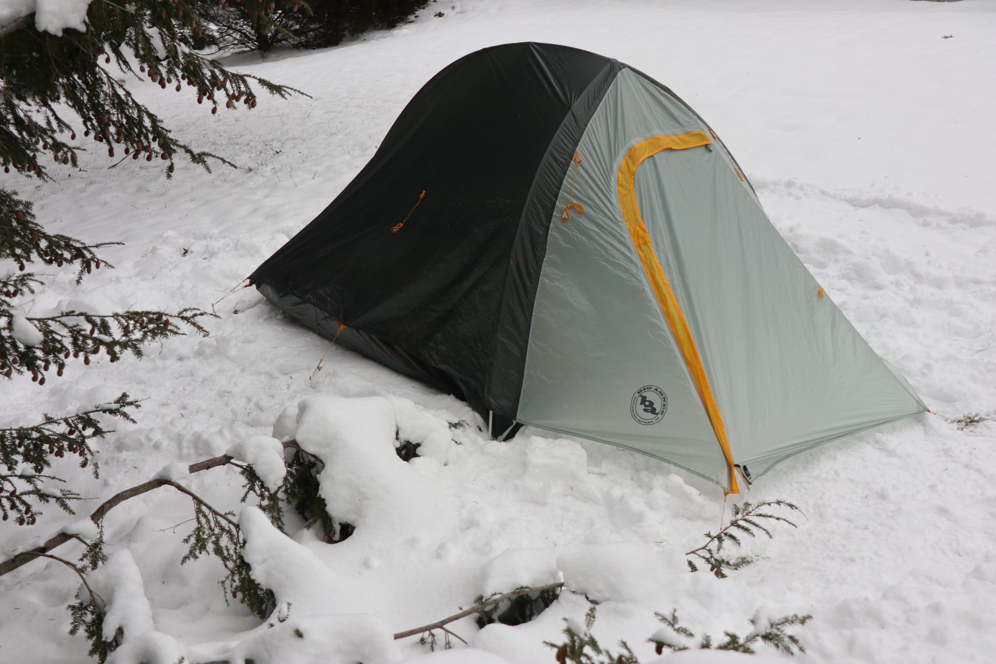 Big Agnes Fly Creek HV UL2 mtnGLO