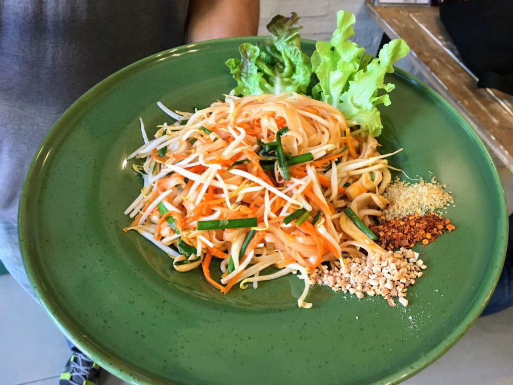 Imm Aim Vegetarian and Bike Cafe, Chiang Mai, Thailand