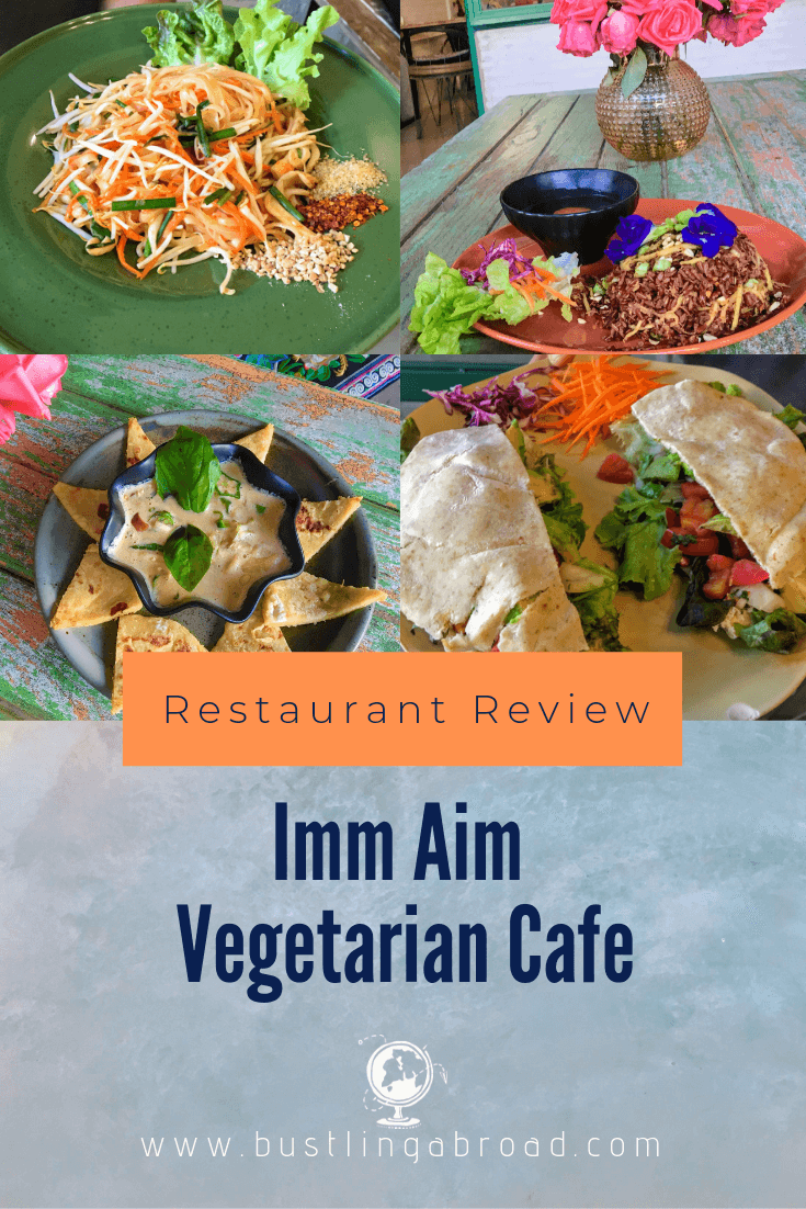 Restaurant Review_ Imm Aim Vegetarian & Bike Cafe