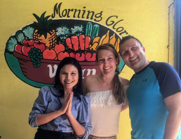 Best Thai Vegan Cooking Class in Chiang Mai