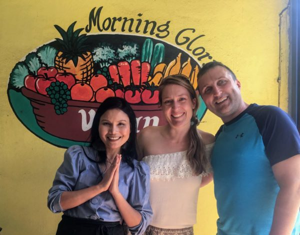Best Thai Vegan Cooking Class in Chiang Mai