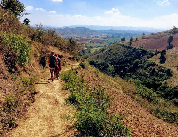 Myanmar Trekking Guide: Kalaw to Lake Inle
