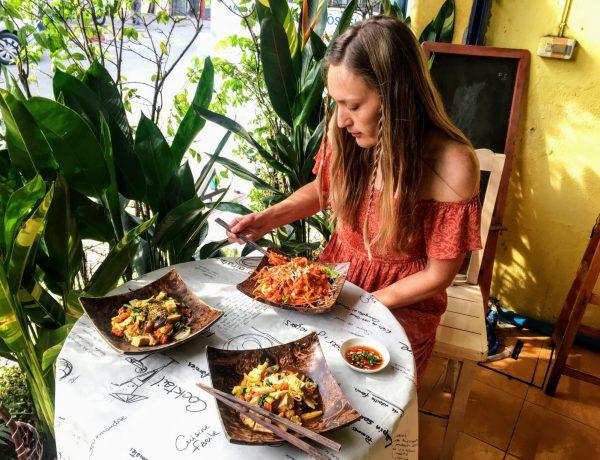 Top 5 Vegetarian Restaurants in Chiang Mai