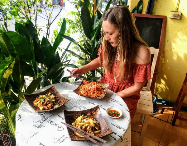 Top 5 Vegetarian Restaurants in Chiang Mai