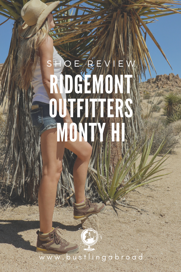 Shoe Review_Ridgemont Outfitters_Monty Hi_Hiking Boots
