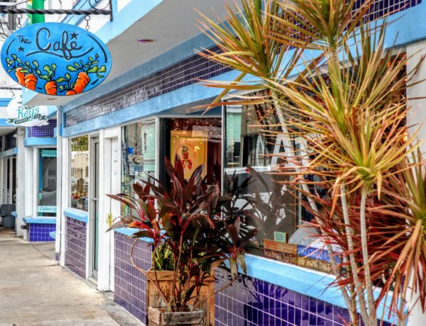 The Cafe: Best Vegan Restaurant in Key West